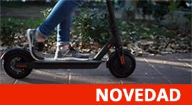 Alquiler de patinetes eléctricos en Madrid Rio con Eco Moving Sports