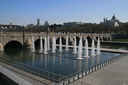 Tour Madrid Rio Plus. Puente Segovia